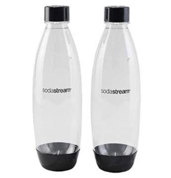 Zweierpack: SodaStream PET Flaschen (1L) für 7,64€ (statt 15€)   Prime