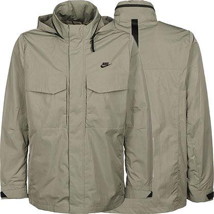 Nike Herrenjacke M65 mit Kapuze für 59,98€ (statt 102€)