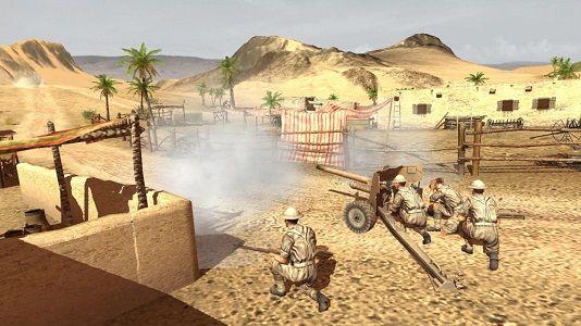 IndieGala: Theatre of War 2: Africa 1943 kostenlos abholen (Metacritic 6,5)