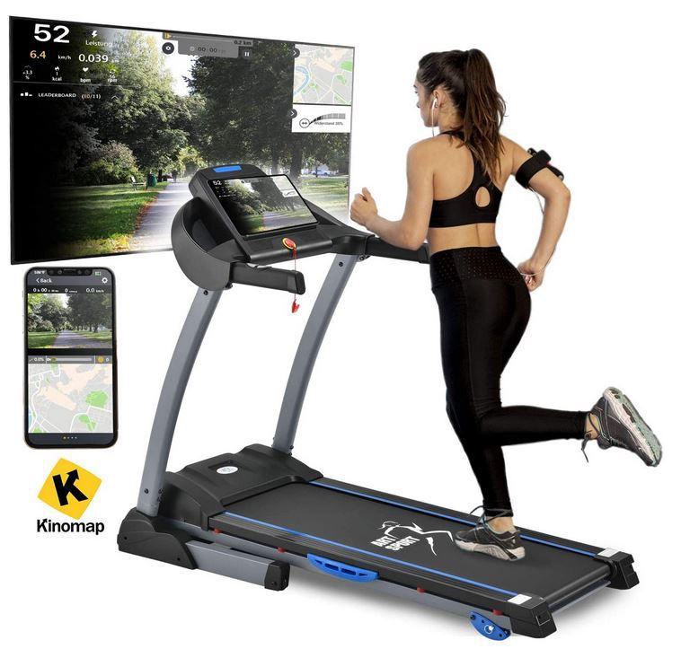 Art Sport Speedrunner 3500 Fitness Laufband für 449,95€ (statt 500€)
