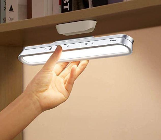 Baseus LED Unterbauleuchte mit Akku für 14,99€ (statt 30€)