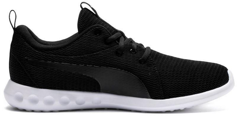 PUMA Carson 2 New Core schwarze Herren Laufschuhe für 26,95€ (statt 40€)