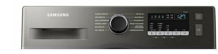Samsung WW70T4 Waschmaschine 7kg Inverter Motor, Dampf Funktion für 373€ (statt 460€)