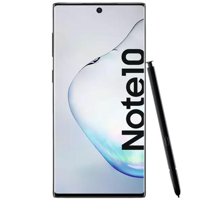 SAMSUNG Galaxy Note 10 mit 256 GB für 456€ (statt 539€)