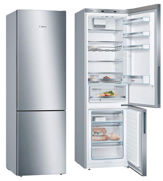 Bosch KGE39AICA – 343l Kühlgefrierkombi mit Vita Fresh für 599€ (statt 666€)