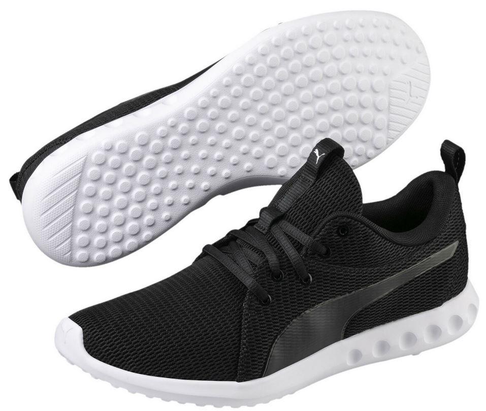 PUMA Carson 2 New Core schwarze Herren Laufschuhe für 29,95€ (statt 40€)
