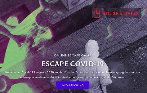 House of Tales: Game Escape Covid 19 kostenlos