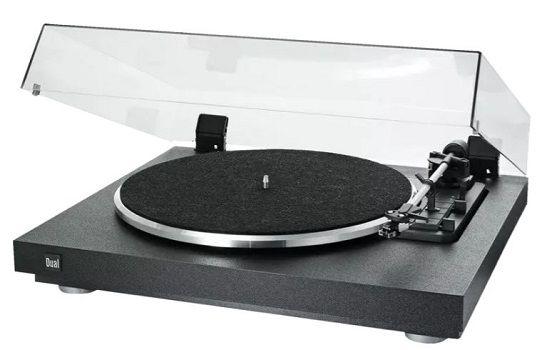 DUAL CS 440 Vollautomatischer Plattenspieler in schwarz für 245€ (statt 299€)