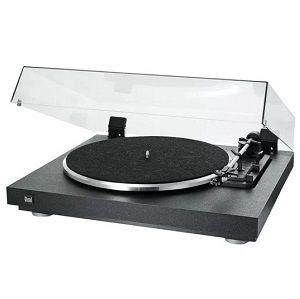 DUAL CS 440 Vollautomatischer Plattenspieler in schwarz für 245€ (statt 298€)
