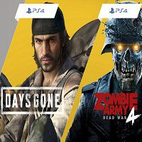 PlayStation Plus: Zombie Army 4: Dead War (IMDb 7,5) & Days Gone (IMDb 8,4) für PS4 gratis