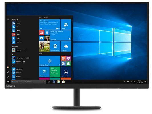 Lenovo D32qc 20 31,5 Curved WQHD Monitor für 224,09€ (statt 253€)