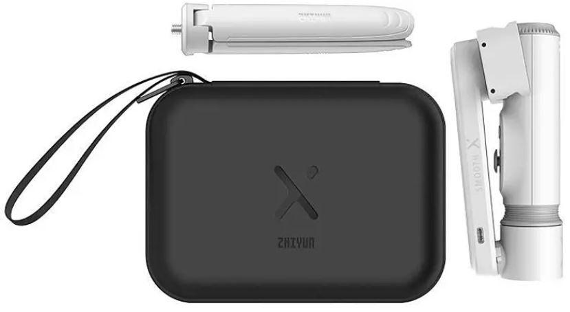 Zhiyun Smooth X Essential Combo Gimbal für 33€ (statt 59€)