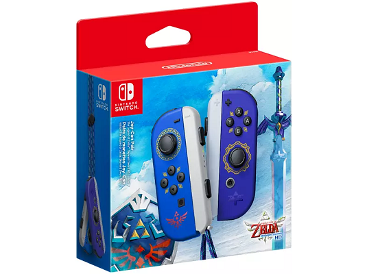 Joy-Con 2er-Set Zelda Skyward Sword HD Edition für 79,99€ (statt 106€)