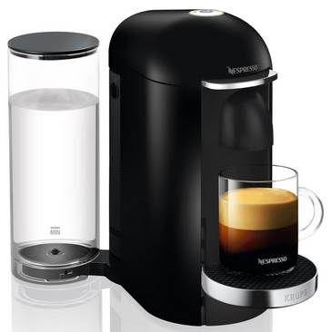 Krups XN9008 Nespresso Vertuo Plus Kapselmaschine für 90,94€ (statt 120€)