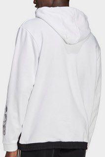 adidas Originals Hoodie SPRT Archive Mixed Material Sweat Hoodie für 43,99€ (statt 80€)