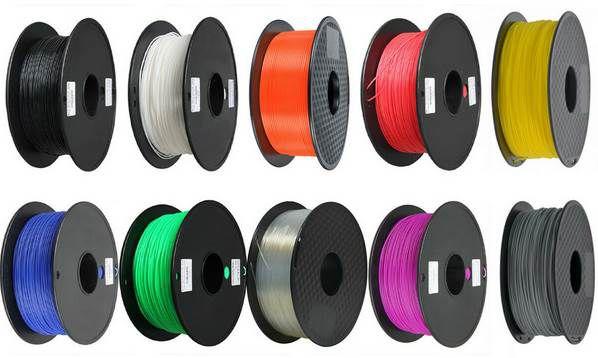 1kg Geeetech PLA Filament in vielen Farben mit 1.75mm ab 15,99€ (statt 19€)