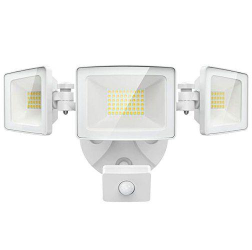 Olafus 50W LED Strahler mit Bewegungsmelder & 3 Köpfe für 38,84€ (statt 55€)