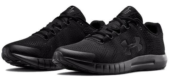 Under Armour Sneaker Micro G Pursuit BP in 4 Designs für je 37,95€ (statt 47€)