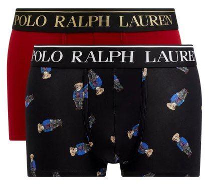4er Pack Polo Ralph Lauren Underwear Trunks für 63,98€ (statt 80€)