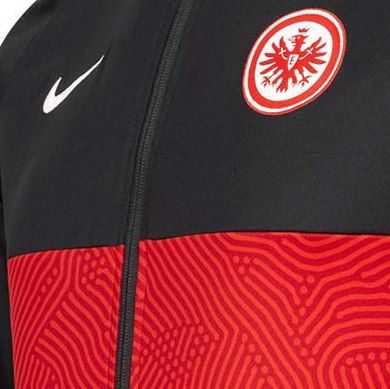 Nike Eintracht Frankfurt Trainingsjacke für 40,78€ (statt 50€)   XS bis XL