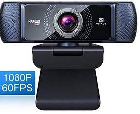 Vitade 682H   1080p Webcam mit 60 FPS für 26,99€ (statt 55€)
