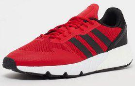 adidas ZX 1K BOOST Herren Sneaker in Rot für 59,99€ (statt 110€)