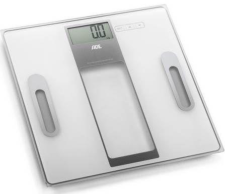 Ade BA 1301 digitale Waage mit Körperanalyse für 8,88€ (statt 25€)   B Ware
