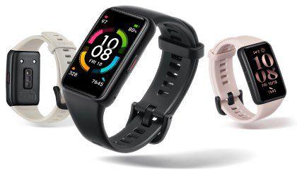 HONOR Band 6 Fitnesstracker mit AMOLED Touchscreen, SpO2  & Herzfrequenzmesser für 39,99€ (statt 50€)