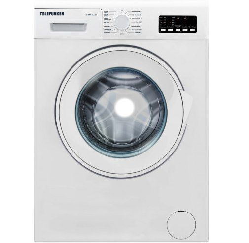Telefunken Waschvollautomat TF-WM-5441F2 mit 7kg & 1.400U/min für 199,99€ (429€)