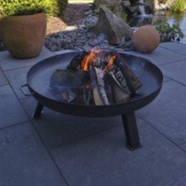 Buschbeck Feuerschale (Ø 60cm) aus Eisen ab 34,99€ (statt 55€)