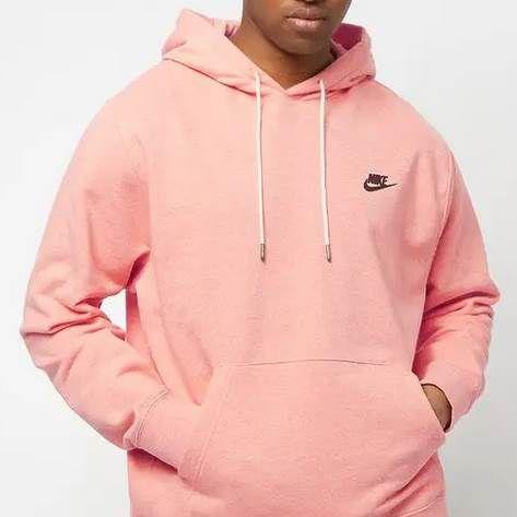 Nike Hoodie orange meliert für 35,99€ (statt 65€)