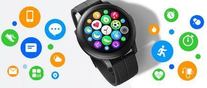 Sanag F13 Smartwatch mit 1,3 Zoll TouchDisplay & Blutdruckmessung für 29,89€ (statt 60€)