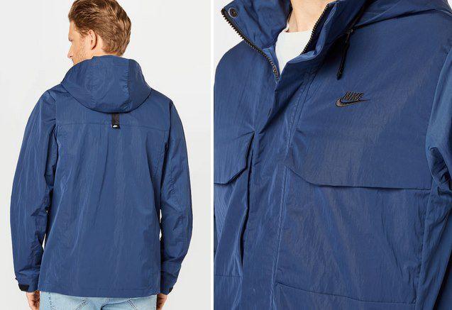 Nur wenige: Nike Herrenjacke M65 mit Kapuze für 42,90€ (statt 105€)