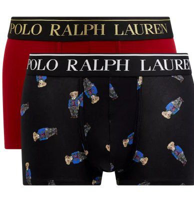4er Pack Polo Ralph Lauren Underwear Trunks für 63,98€ (statt 80€)