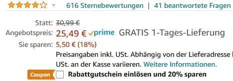 Aukey LC A3 3in1 Qi Ladestadtion für 20,99€ (statt 31€)