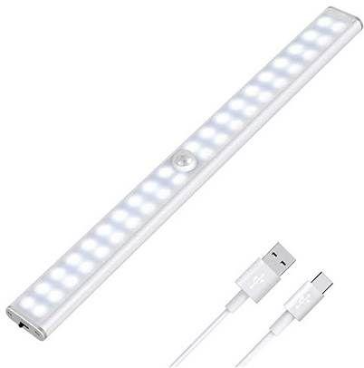 LED Schrankbeleuchtung mit 40 LEDs mit 4 Modi für 12,49€ (statt 19€) – Prime