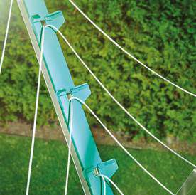 Leifheit Linomatic 400 Easy Wäschespinne für 79,99€ (statt 95€)   Abholung