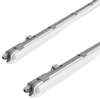 2x V-Tac LED-Röhre mit 18W & 120cm für 35,90€ (statt 42€)