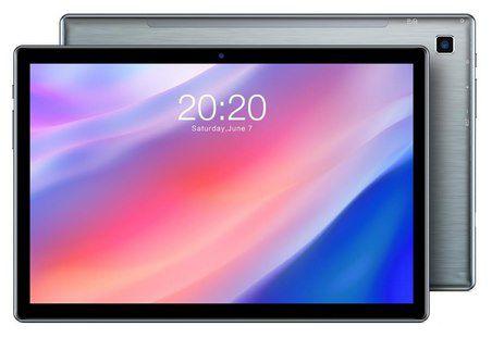 Teclast P20HD   Android 10 Tablet mit 64GB & 4G für 124,99€ (statt 170€)