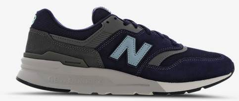 New Balance 997 Sneaker in Blau für 49,99€ (statt 63€)