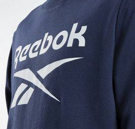 Reebok Sweatshirt Identity Big Logo Crew ab 26,18€ (statt 40€)   Restgrößen