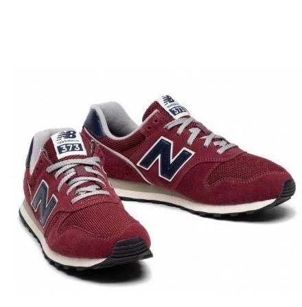 New Balance ML373RC2 Sneaker in Dunkelrot für 44,95€ (statt 60€) – 40 bis 46,5