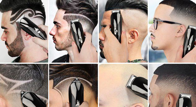 WELVAN Haarschneidemaschine mit vielen Aufsätzen & 6 Modi für 20,99€ (statt 35€)