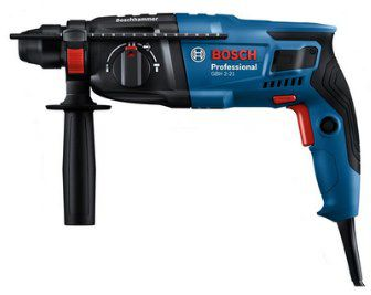 Bosch Bohrhammer GBH 2 21 inkl. Koffer & Leitungssucher GMS 120  für 159,95€ (statt 192€)