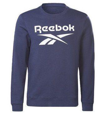 "Reebok Sweatshirt ""Identity Big Logo Crew"" ab 26,18€ (statt 40€) – Restgrößen"
