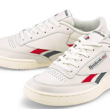 Reebok Club C Revenge Leder-Sneaker in 2 Designs für je 43,99€ (statt 72€)
