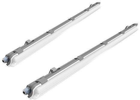 2x V Tac LED Röhre mit 18W & 120cm für 30,90€ (statt 45€)