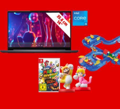 Media Markt Dienstag Sale – z.B. BIG AquaPlay'n Go Wasserbahn Blau für 66,99€ (statt 90€)