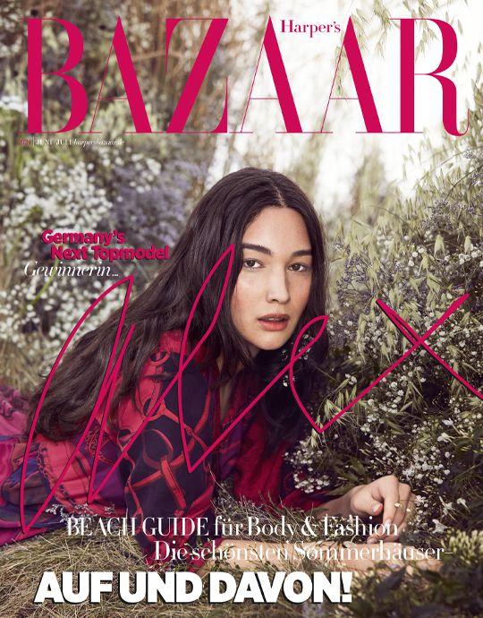 4 Ausgaben Harpers Bazaar Abo für 25,60€ + Prämie: 25€ Verrechnungsscheck