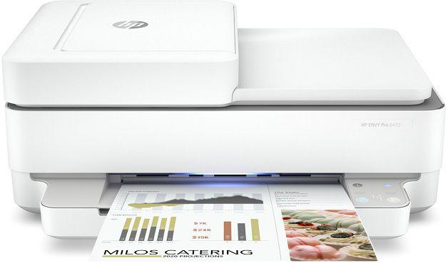 HP ENVY Pro 6432 Thermal Inkjet Multifunktionsdrucker mit WLAN ab 109,90€ (statt 143€)